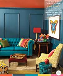 blue and orange room exquisite teal and burnt orange living room mood board by