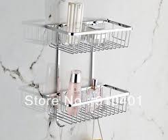 Bathroom Shower Organizers Shower Caddy Shelf Home Design Ideas And Pictures