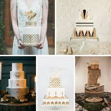 deco wedding 20 deliciously decadent deco wedding cakes chic vintage brides