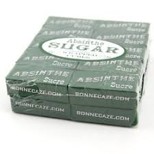 wrapped sugar cubes absinthe wrapped sugar cubes 20 packets green fairy