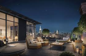 penthouse at the shephard new york luxury homes mansions for