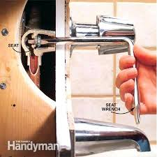 Fix Leaky Bathroom Faucet by Cool How To Fix A Leaking Bathtub Faucet Delta Ideas Best Image