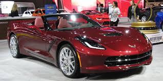 corvette stingray convertible auto review 2017 chevrolet corvette stingray is a purist model