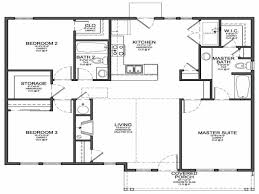 small simple 4 bedroom house plans savae org