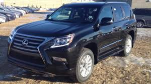 lexus used car sale canada 2014 lexus gx 460 4wd premium package review canada youtube