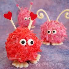 warm fuzzy cake balls and cupcakes valentine u0027s day recipes