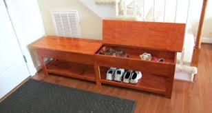 long storage bench ottoman long storage bench for sale long