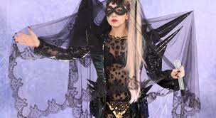 lady gaga dressed normal for halloween looking back at lady gaga u0027s crazy iconic or both
