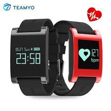 heart rate calorie bracelet images Teamyo smart wristband waterproof smartwatch blood pressure jpg