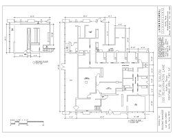 as built floor plans