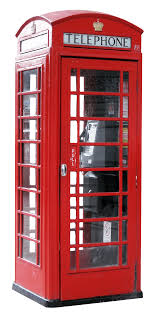 telephone booth telephone booth side view transparent png stickpng