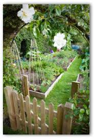 vegetable garden fence plans and ideas