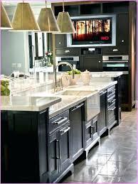 incomparable kitchen island sink ideas with undercounter kitchen island sink dishwasher photogiraffe me