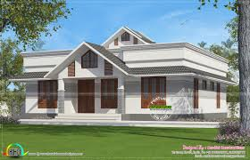 Kerala Home Design May 2015 1330 Square Feet Small House Plan Kerala Home Design And Floor Plans