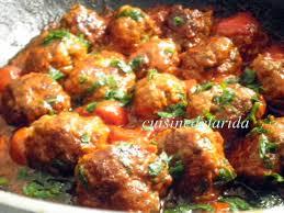 cuisiner des boulettes de boeuf boulette de viande à l italienne cuisinedefarida