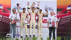 formula 4 isyraf danish formula 4 sea championship episode four segment 2 youtube