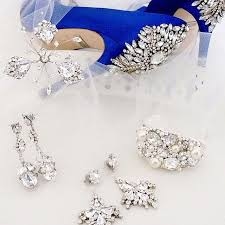 wedding shoes and accessories badgley mischka kiara wedding shoes sapphire blue wedding shoes