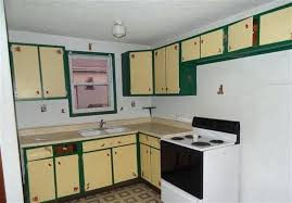 two tone painted cabinet two tone kitchen cabinets to make your