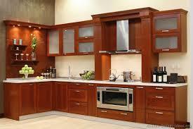 Medium Hardwood Kitchen Ideas Pictures Of Kitchens Traditional - Hardwood kitchen cabinets