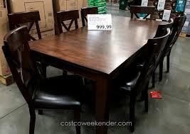 Costco Dining Room Set  Honest Kitchen RecallBathroom Heat - Costco dining room set