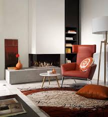 7 modern gas fireplace the most brilliant pictures of corner