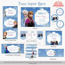 disney frozen party supplies shopping guide lifes little