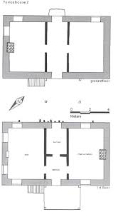 Ancient Greek House Floor Plan by Syropoulos