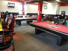 captivating new game room mansfield university