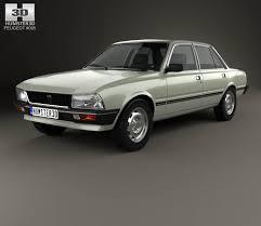peugeot 505 coupe peugeot 505 1979 3d model hum3d