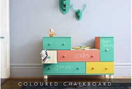coloured chalkboard paint dulux