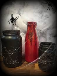 crafty little thing witches potion ingredient jars for halloween