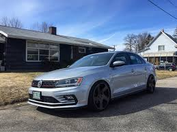 volkswagen gli 2016 vwvortex com let me see your lowered facelift 2015
