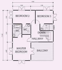 house plans with dimensions floor plan with dimensions in meters floor plan with dimensions