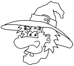 Halloween Coloring Printables by Free Halloween Coloring Pages Witches Olegandreev Me