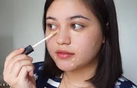 tutorial make up wardah untuk pesta tutorial make up natural untuk pemula tutorial make up natural