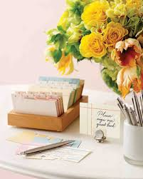 9 tips for writing thank you notes for wedding gifts martha