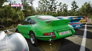 porsche sedan models forza horizon 3 porsche car pack now available u2013 discover all 7