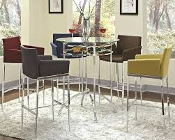 square glass pub table modern glass bar table bar set furniture for the home bar furniture