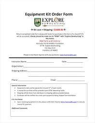 business forms apparel order form resume format for experienced