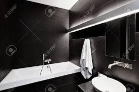 Black And White Bathroom Ideas Gallery by Mesmerizing 40 Black Bathroom Interior Inspiration Design Of Best