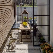 small garden ideas to make the most of a tiny space side matthew