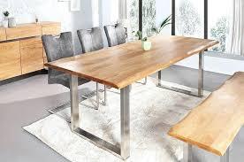 table cuisine bois table de cuisine en bois massif table a manger en bois massif chane