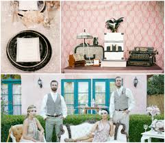 deco wedding wedding trend deco bergman weddings