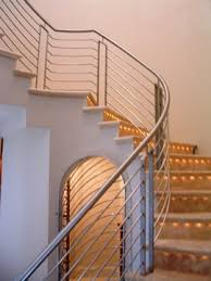 Stainless Steel Banister Stainless U0026 Glass