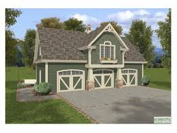 Carriage House Building Plans Carriage House Plans Craftsman Style Carriage House With 3 Car