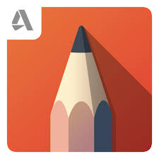 amazon com sketchbook free drawing app appstore for android