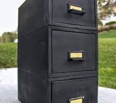metal filing cabinet makeover rustic file cabinet smarton co