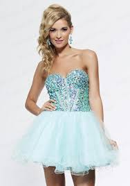 short puffy prom dresses cocktail dresses 2016