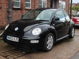 2002 volkswagen beetle herbie 2 0 se in black with body decals