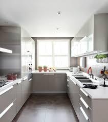 kitchen design wall mounted hood u shaped kitchen with peninsula